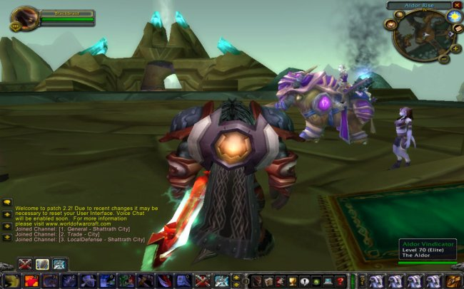 Let's Play] Building a WoW Interface! | RPGnet Forums